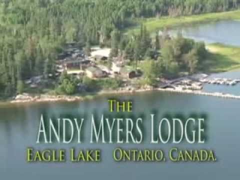 Canadian fishing trips to andy myers lodge eagle lake for Eagle lake ontario fishing report