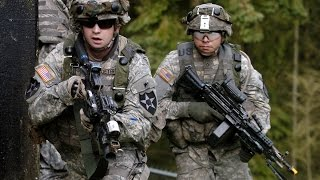 U.S. Army Infantry Weapons (documentary)