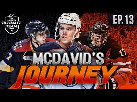 NHL 18 HUT - ROAD TO GLORY | MCDAVID'S JOURNEY #13