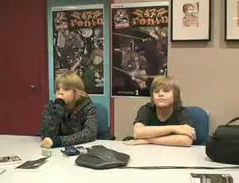 Dylan and Cole's 47 R.O.N.I.N Interview