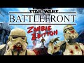 STAR WARS BATTLEFRONT - TATOOINE ZOMBIES ★ Call of Duty Zombies (Zombie Games)