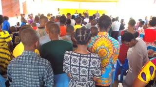 Ibada  Kanisa la Waadventista wa Sabato Morogoro mjini East Central Tanzania Conference - ECT