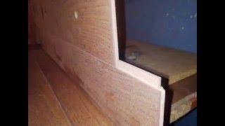 видео Самодельный стол для ручного фрезера: этапы изготовления
