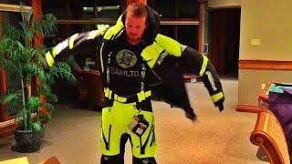 FXR Snowmobile Gear Unboxing!