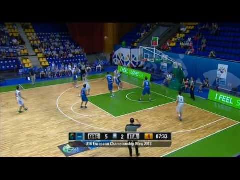 Video : Εθνική Παίδων | Χάλκινο μετάλλιο με νίκη 78-50 επί των Ιταλών