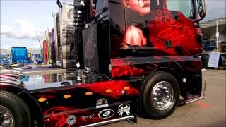 Sweet 666 MAN 2013 Super Show Truck Markku Rio