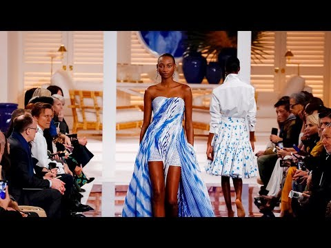 Ralph Lauren | Spring Summer 2018 Full Fashion Show | Exclusive