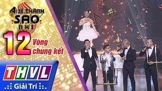 THVL | Ai sẽ thành sao nhí - Tập 12[5]: Ngày nào còn bé - Gia Kiệt, nhóm MTV