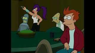Futurama ITA - Come veniva usato Internet ai tempi di Fry