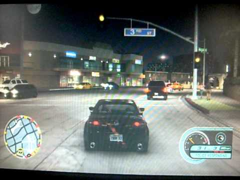 Girl Gamer: the midnight club los angeles