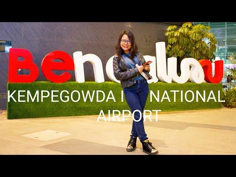 KEMPEGOWDA INTERNATIONAL BANGALORE AIRPORT | EXPLORE WITH BRIDGET | KARNATAKA | INDIA