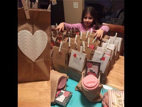 Valentine's Day Kids Gift Bag