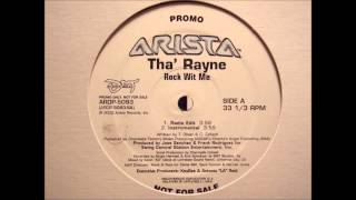Tha Rayne - Rock Wit Me (JD Remix)