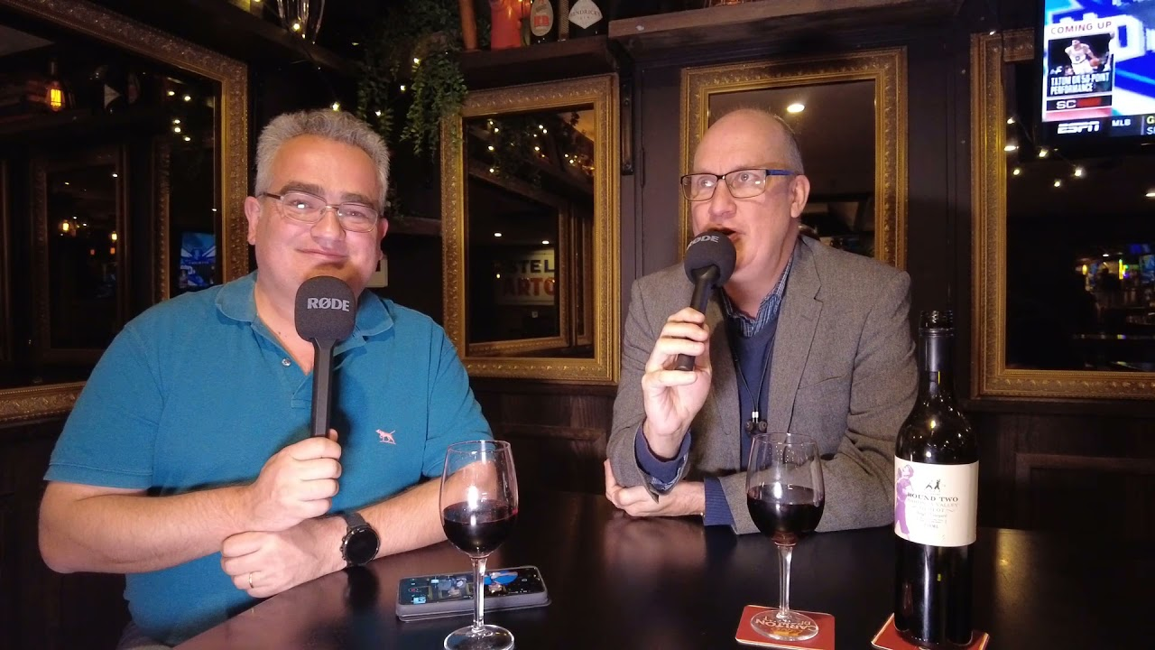 Do I need servers and cabling in my office or Wifi and SaaS? Weekly WineDown Episode 33