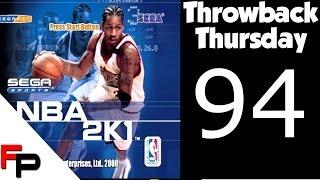 NBA 2K1 - Sega Dreamcast - Throwback Thursday - Ep. 94