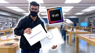 Bought MacBook Air M1 for Software Engineering!!