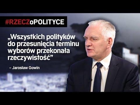 Gowin: Nie Ma Nowego Terminu, Są Nowe Wybory | #RZECZoPOLITYCE