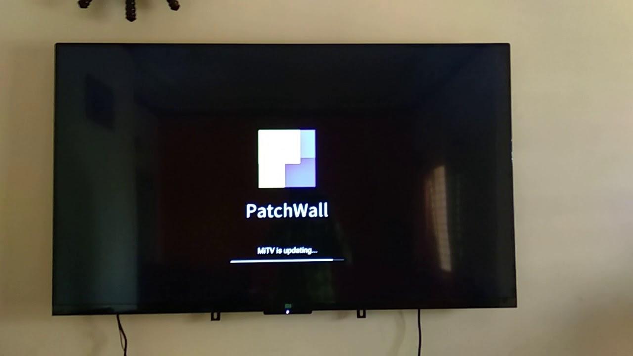 mi tv software update