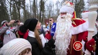 Острый репортаж с Аллой Михеевой 150 лет со Дня Рождения ёлки Беловежская пуща