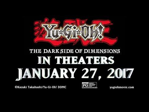 YuGiOh! The Dark Side of Dimensions  US Trailer 3 2017 Movie English