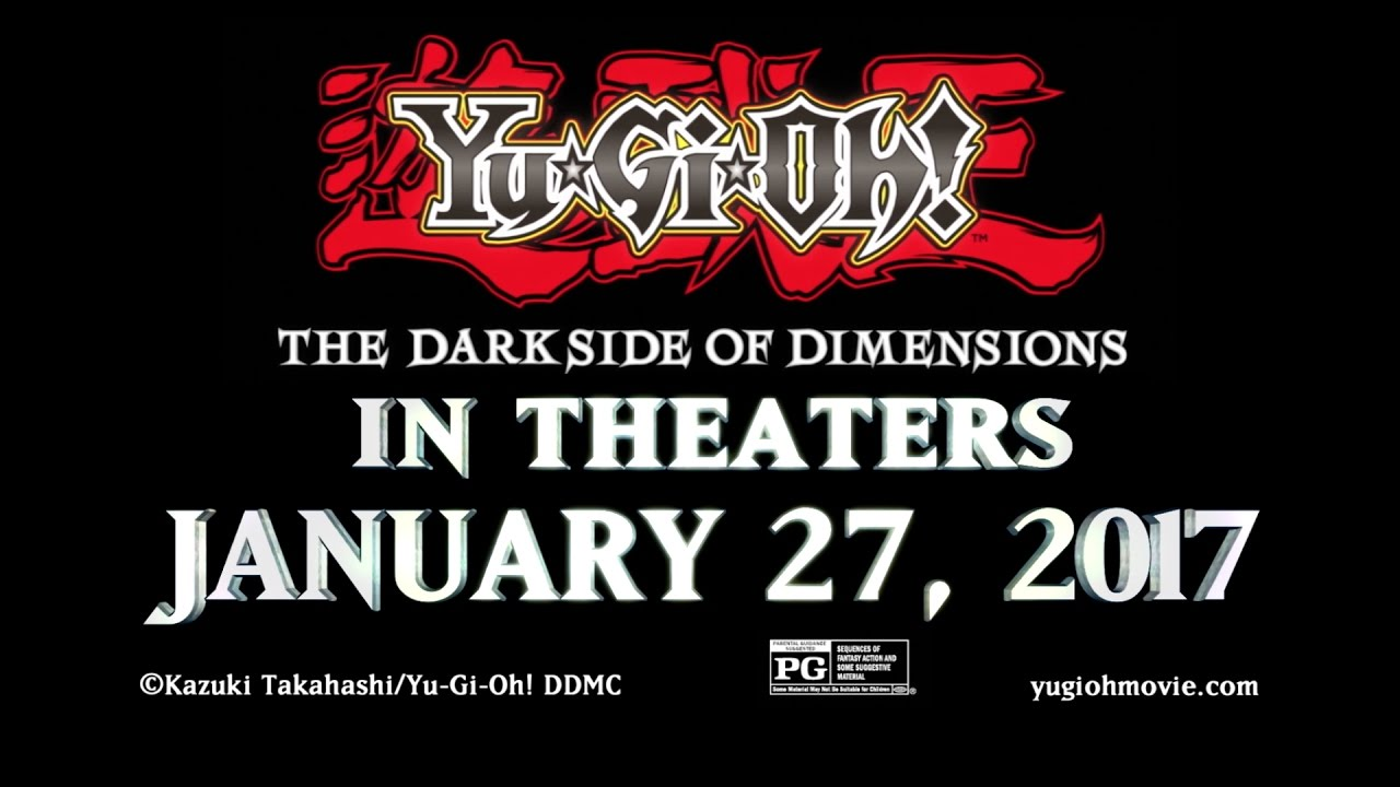 Download Yu-Gi-Oh! The Dark Side of Dimensions Official US Trailer 3 (2017 Movie) English