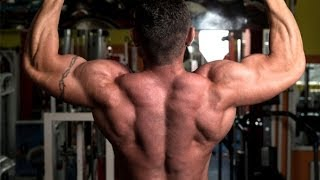 Build a V-Taper Back at Home With No Equipment