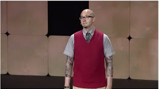 Pain & Art: Write What You Honestly Know | Ryan Gattis | TEDxChapmanU