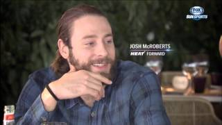 January 11, 2015 - Sunsports(1of2) - Inside the Heat: Josh McRoberts (2015 Documentary)