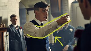 Tommy Shelby Peaky Blinders Body Language Analysis