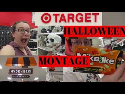 #HalloweenTargetMontage 9.20.18 Day 1912