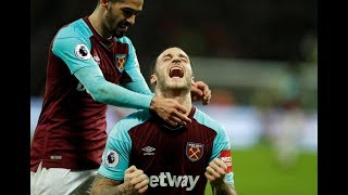 West Ham 2 West Brom 1 Andy Carroll bags 94th minute winner to seal dramatic three points for