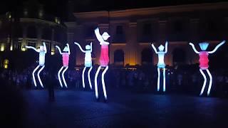 """""""BIG DANCERS"""" - Compañía EL CARROMATO, Teatro de Calle."""