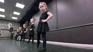 Открытый урок дети (3-5 лет) первый год обучения