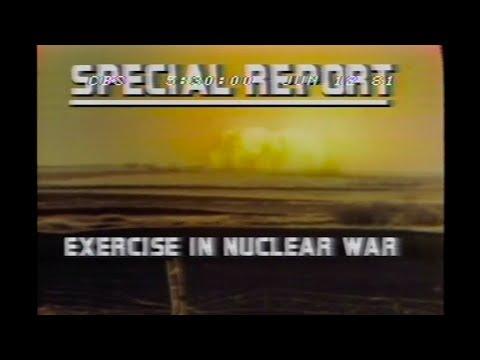 What a Nuclear Strike Would Do to Omaha, Nebraska - CBS Evening News - June 12, 1981