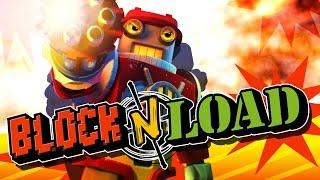 Vídeo Block N Load