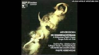 Mendelssohn - A Midsummer Night