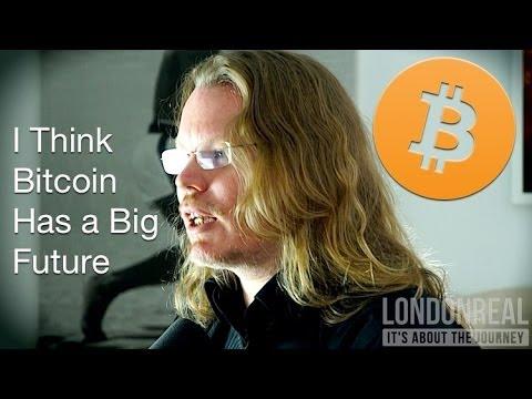 Arjen Kamphuis - The Bitcoin Future | London Real