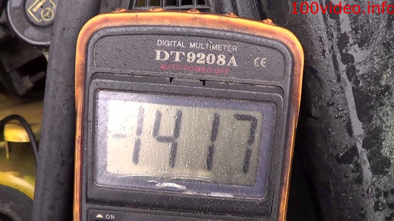 генератор г221а схема подключения