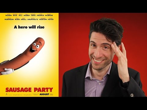 Sausage Party - Movie Review