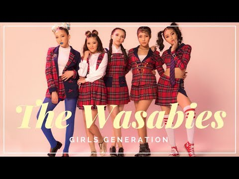 The Wasabies - 'Girls Generation' M/V