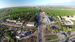 Ремонт трамвайных путей #Samara