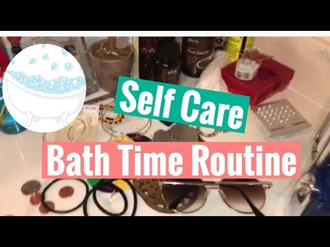 self-care-bath-/-spa-routine-|-skin-care,-hygiene,-relaxation