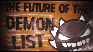 Geometry Dash- The Future of the Top 50 Hardest Demons List | Sea1997