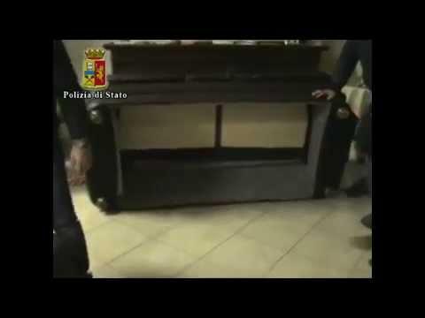 L'arresto del boss
