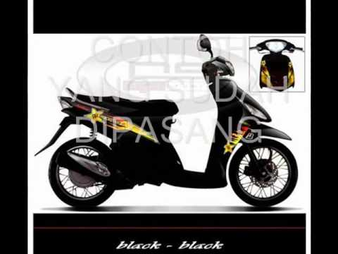 referensi modifikasi lis mio sporty