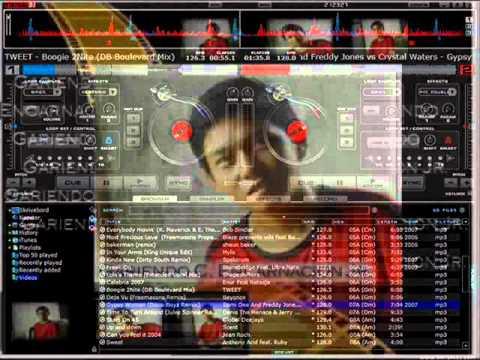 Star Ship  dj Jr Remix  2012