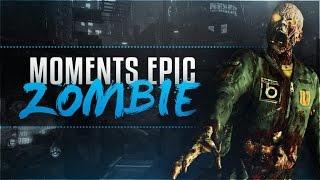 Zombie BO3 - Premiers moments EPIC avec Cruxy & Playfan !