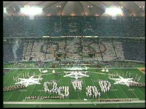 Super Bowl Halftime 1992 Minneapolis, MN - PART 2
