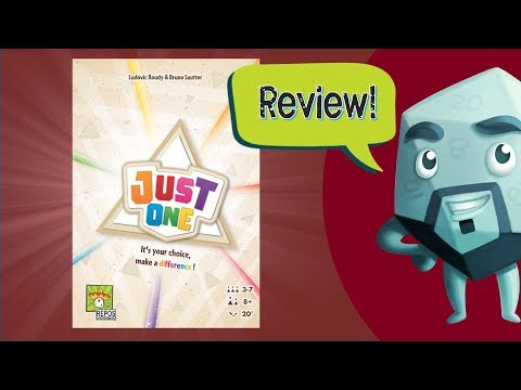 Just One Review - with Zee Garcia