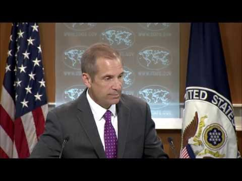 Daily Press Briefing - August 23, 2016